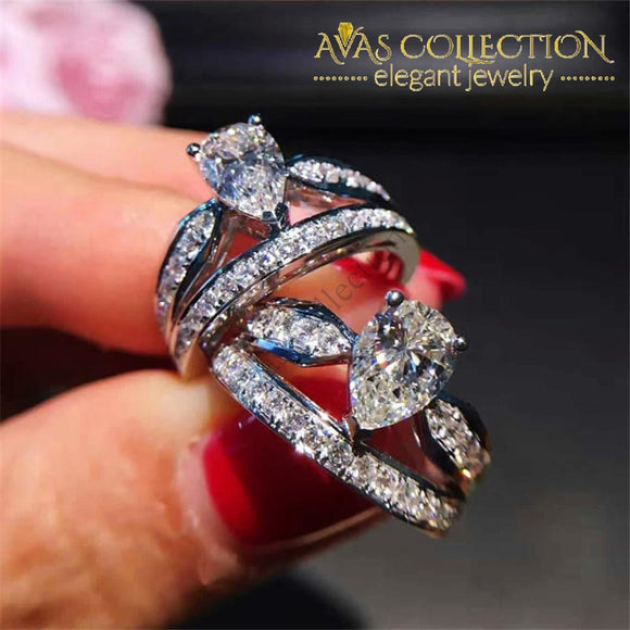 Lovers Ring - Avas Collection