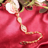 Classical Wheat Design / Avas Collection Bracelet Chain & Link Bracelets