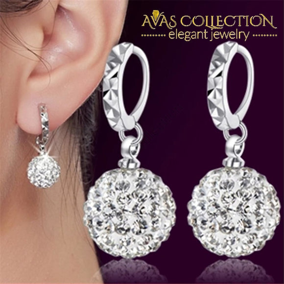 High-End Luxury Earrings Stud