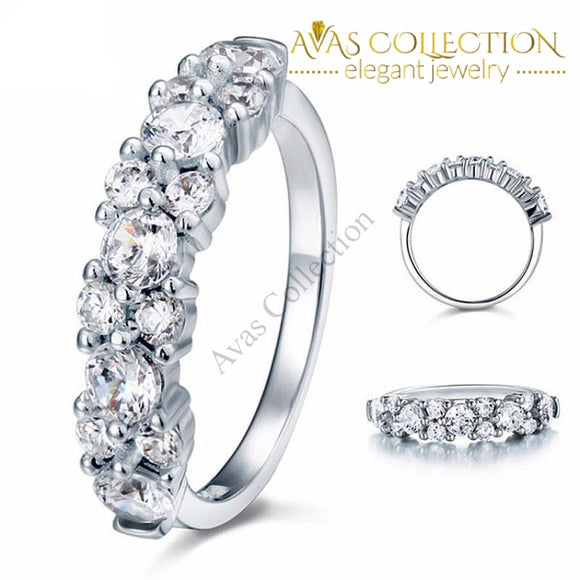2.5 Carat Ring Band Rings