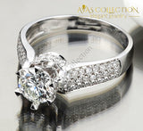 2Ct Engagement Ring Rings