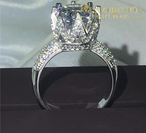 8 Carat Engagement Ring Rings