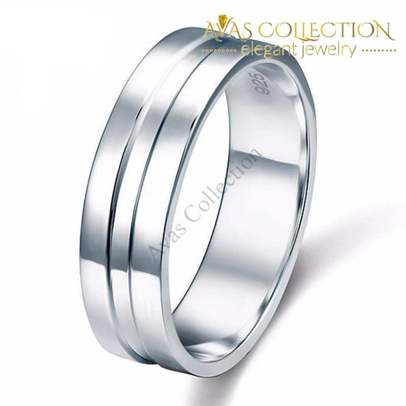 Mens Wedding Band Rings