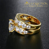 Womens Wedding Ring Set Rings