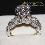 Beautiful Bridal Set Rings