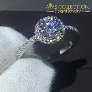 2Ct Classic Engagement Ring Rings