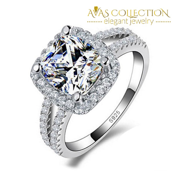 3 Carat Engagement Ring - Avas Collection