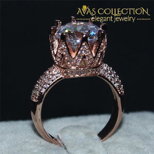 Crown Ring - Avas Collection