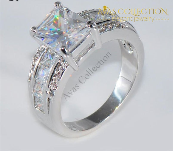 Vintage Engagement Ring - Avas Collection