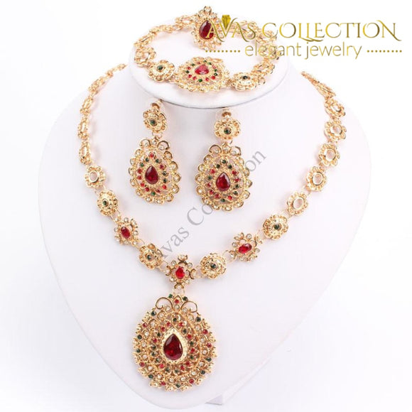 Dubai Jewelry Set Sets