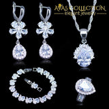 Royal Style Jewelry Set Four Piece 2 / 6 Sets