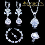 Royal Style Jewelry Set Four Piece / 6 Sets