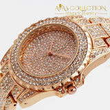 Fashion Rhinestone Watch Womens Watches