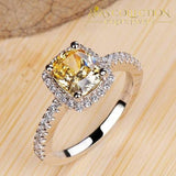 Luxurious 2 Ct Ring Rings