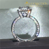 Luxury Court Engagement/ Anniversary Rng 3Ct Home