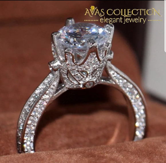 Cocktail  Ring - Avas Collection