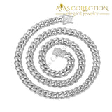 Cuban Link Chain 12&14Mm 18K Necklaces