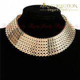 Chunky Hollow Collar Necklace Underwear