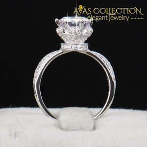 Classic Engagement/ Promise Ring Rings