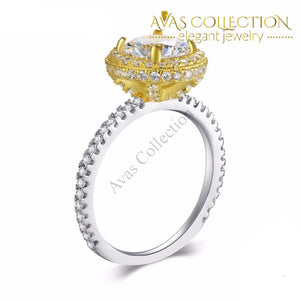 2 Ct Round Engagement Ring Rings