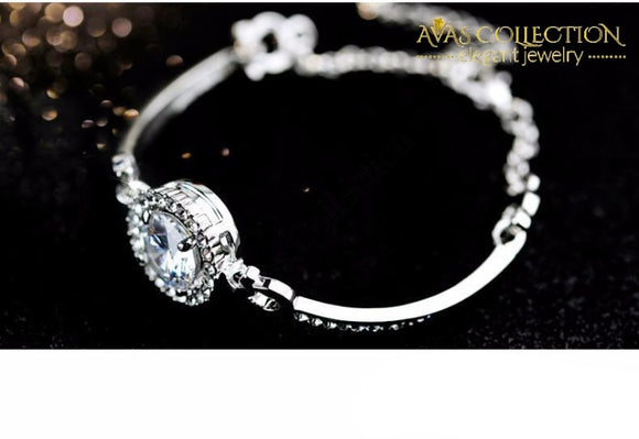 Luxury Bracelet/ Avas Collection Chain & Link Bracelets