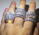 9 Styles Eternity Rings Engagement