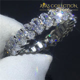 9 Styles Eternity Rings 11 / 6 Engagement