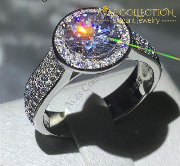 Brilliance Luxury Ring 2Ct Engagement Rings