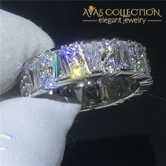 New Arrival Unique  Eternity Band - Avas Collection