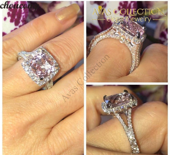 Vintage Court Luxury Ring Kyra0528 Engagement Rings