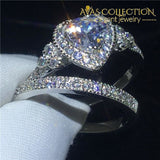 Vintage Heart Shape Promise Ring - Avas Collection
