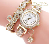 Love Wristwatch Womens Watches
