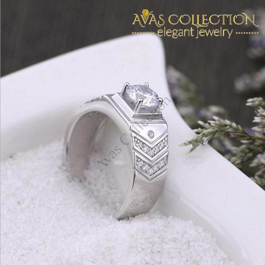 8bb20d92c0590 1.5ct Male Engagement Ring