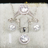 Gorgeous 3 Piece Set Jewelry Sets