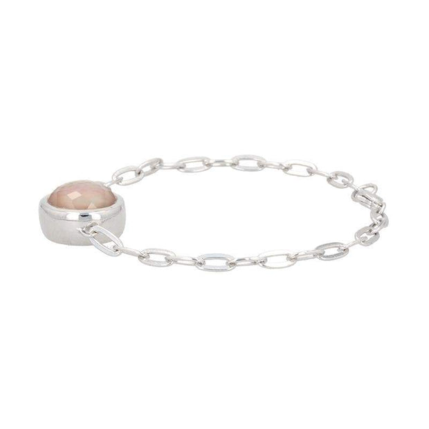 Madame Domed Chain Bracelet