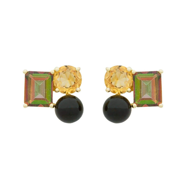 Adore Adorn Earrings Haevan Studded Earrings