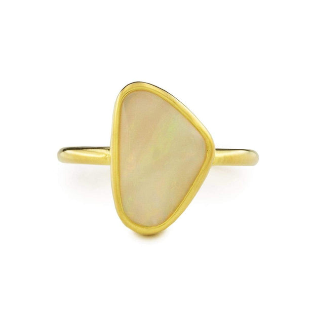 Adore Adorn Ring Earth's Shield Opal Ring