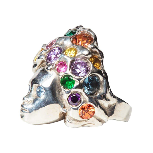 Adore Adorn Ring Floral Bouquet Missy Ring