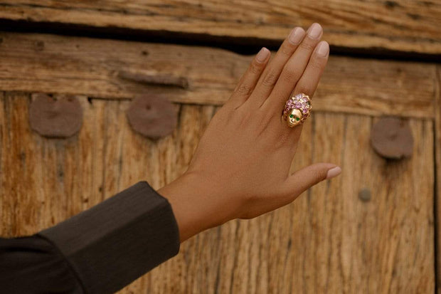 Adore Adorn Ring Missy Ring in 14K Gold
