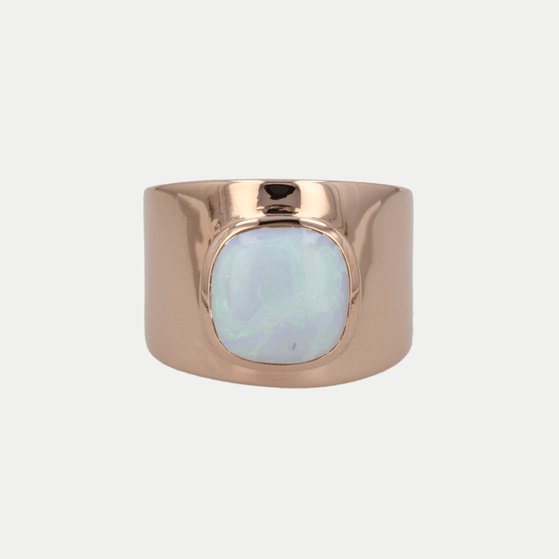 Adore Adorn Ring Opal / Rose Gold / 925 Silver Lilly Ring (Personalized)