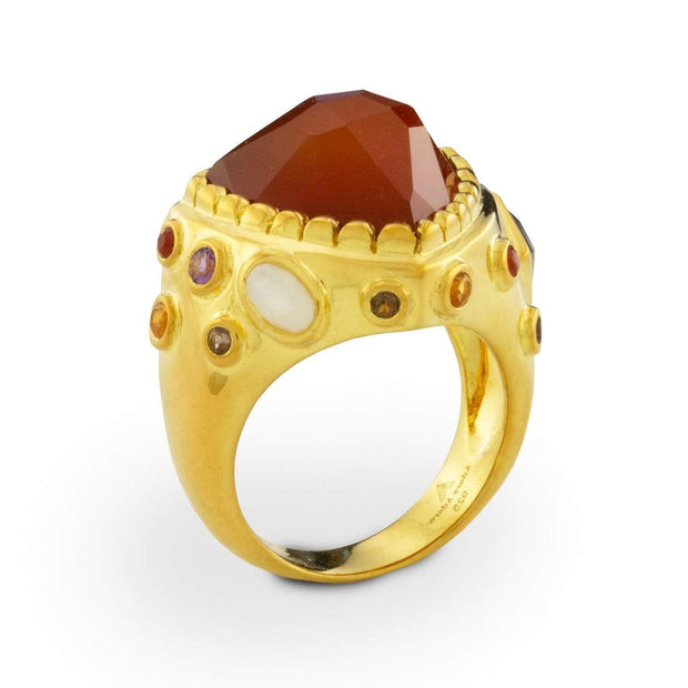 Adore Adorn Ring Pac Unisex Gem Ring