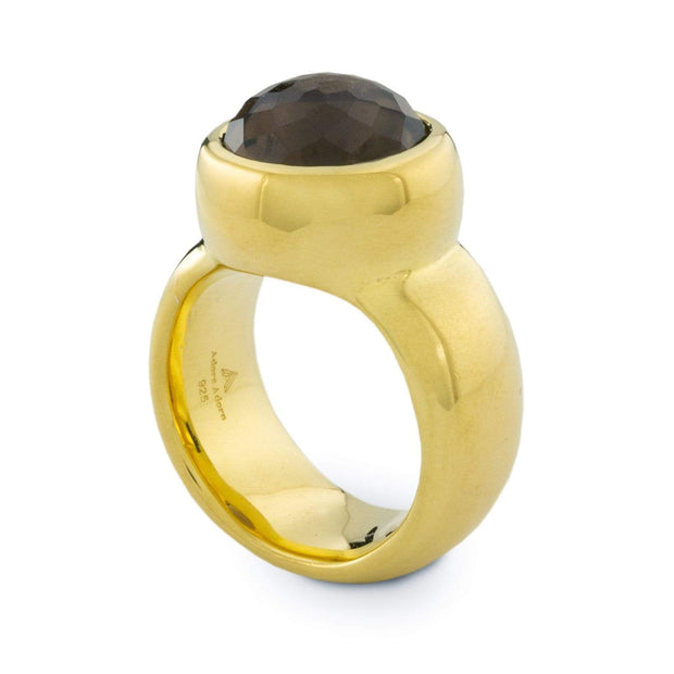 Adore Adorn Ring Visionary Domed Ring