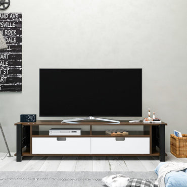 "Love 63"" TV Stand and Media Console - Decorotika"