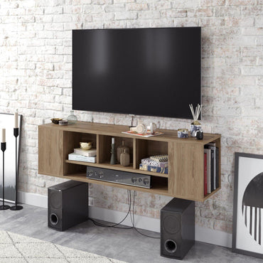 "Paldi 53"" Wide Floating TV Stand & Media Console - Decorotika"