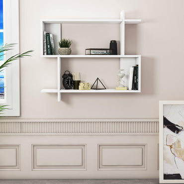 "Mina 32"" Floating Wall Shelf - Decorotika"