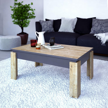 "Manhattan 35"" Accent Coffee Table - Decorotika"