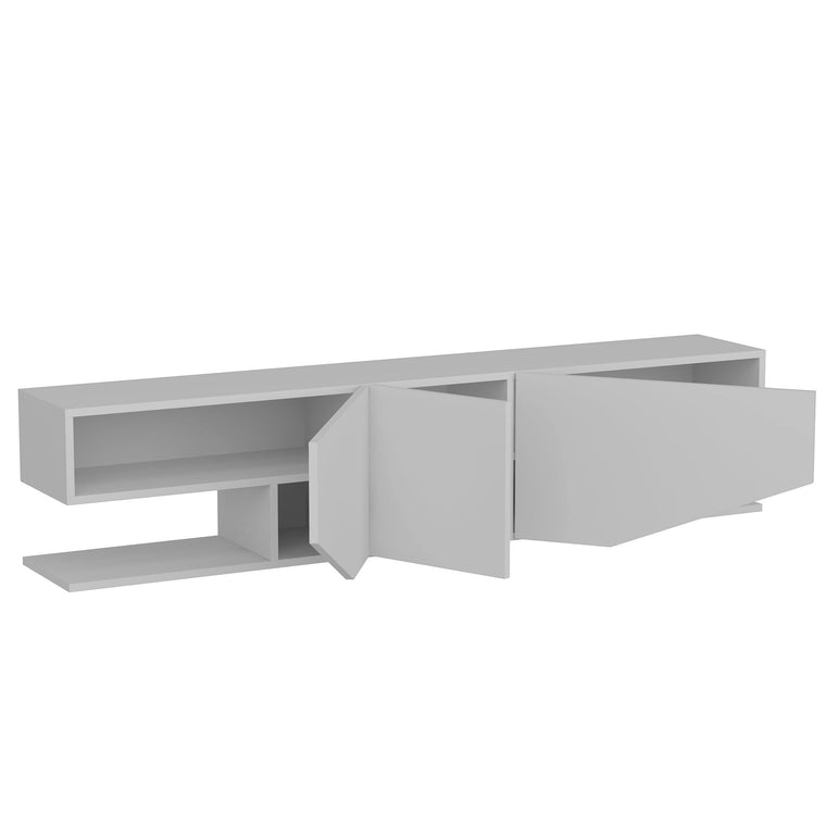 "Incia 71"" TV Stand & Media Console for TVs up to 80"" - Decorotika"