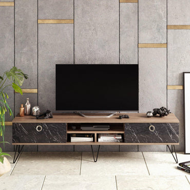 Lorenz 71'' TV Stand & Media Console - Decorotika