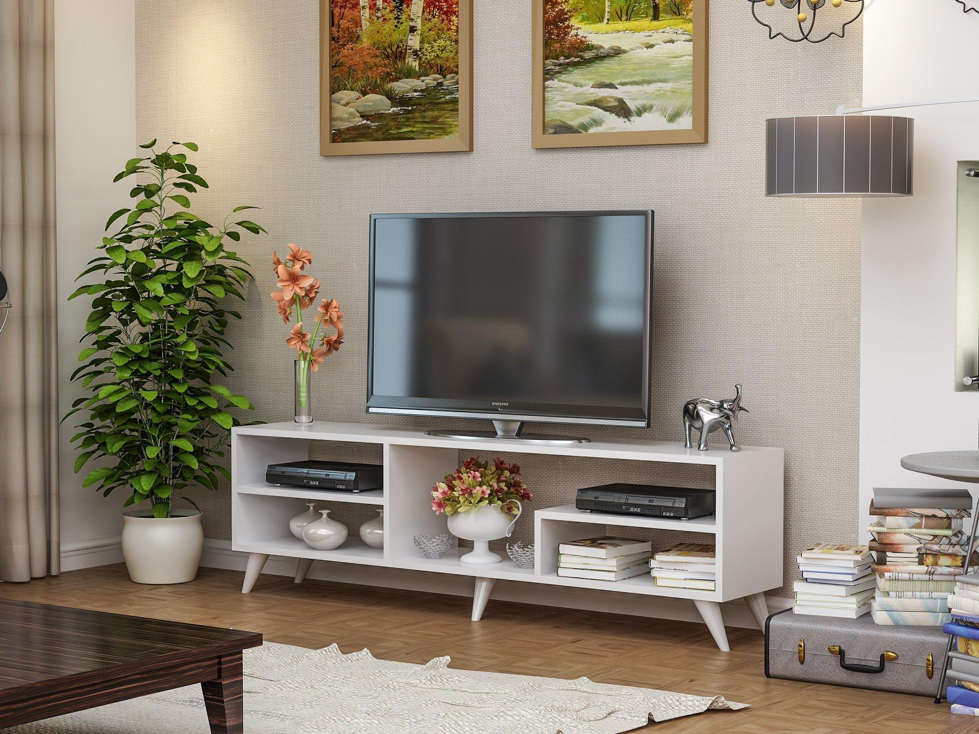 Vamos 59'' TV Stand & Media Console - Decorotika