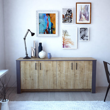 "Manhattan 71"" Wide Sideboard - Decorotika"